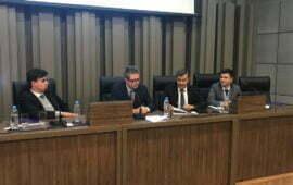 """Comissões: Arbitragem – 20 Anos – Passado – Presente – Futuro"""" com o tema """"O Advogado na Arbitragem"""