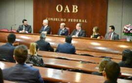 Instalação do Comitê de Tribunais Superiores do CESA