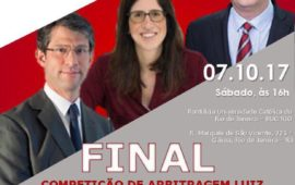 Competição de Arbitragem Luiz Leonardo Cantidiano