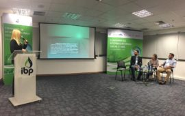 Seminário de Responsabilidade Social e SMS