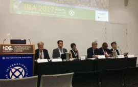 IBA Annual Conference