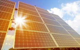 Trench Rossi Watanabe assessora Canadian Solar na aquisição de três projetos de energia solar