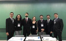 Giovana Comiran participa da IV Competição de Arbitragem Empresarial (CAEMP)