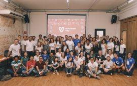 Escritório participa de mais uma edição do Volunteer Day
